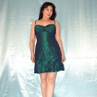 smaragd grünes ABENDKLEID* S 38 * Maxikleid* Etuikleid* Cocktailkleid* Polokleid