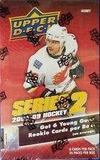 2008/09 Upper Deck Series 2 Hockey Hobby Box. Free Shipping!!