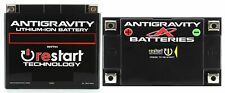 Antigravity Motorcycle Re-START Lithium Battery 150 CCA AG-ATZ7-RS