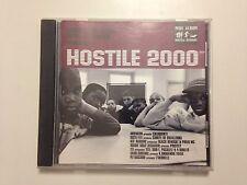 CD HOSTILE 2000 DANS LA COUR DES GRANDS VOL.1