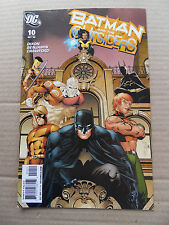 Batman And The Outsiders 10 . DC 2008 - VF - minus