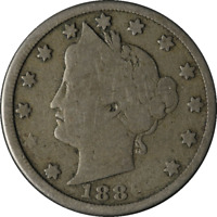 1886 Liberty V Nickel Great Deals From The Executive Coin Company