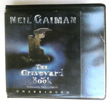 The Graveyard Book by Neil Gaiman (2008, Compact Disc, Unabridged edition)