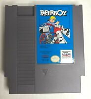 Paperboy Nintendo Entertainment System NES Game Authentic Genuine Cartridge