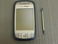 HTC Mogul XV6800 Blue/Silver Verizon Wireless Slider Smartphone/Cell Phone