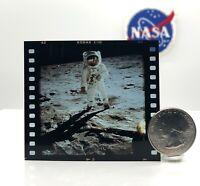 NASA 70MM KODAK Film Apollo 11 Moon Landing Buzz Aldrin Armstrong Visor Photo!