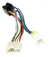 Adaptador cable enchufe ISO B5 para autoradio de NISSAN