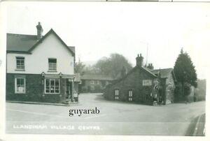 Llandinam Village Centre RP nr. Llanidloes, shows post office