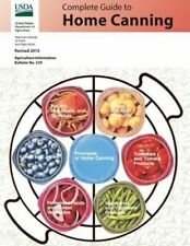 Complete Guide to Home Canning: Revised 2015 by Food and Agriculture: New