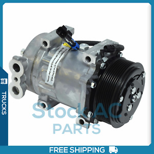 A/C Compressor for Sterling Truck A-AT, L-LINES, SILVERSTAR UQ