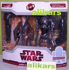 Anakin Skywalker + Battle Cortosis - Star Wars Legacy Collection Droid Factory