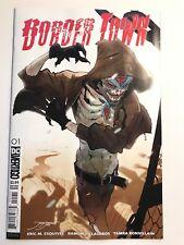 Border Town #1 / 9.2NM- / 2018 DC Vertigo Comics / Cover B Jimenez Variant
