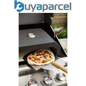 La Hacienda 56293 BBQ Außen Pizza Ofen Schwarz Feuerungen Für Gas Oder Kohle