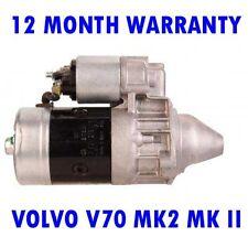 VOLVO V70 MK2 MK II 2.4 2.5 2001 2002 2003 2004 - 2007 RMFD STARTER MOTOR
