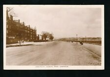 Scotland Renfrewshire GREENOCK Esplanade vintage RP PPC