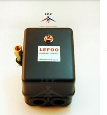 Air Compressor Pressure Control Switch Valve H1, 1port 140-175 PSI Metal Housing