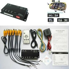 Image Split Front/Rear/Left/Right Parking 360° Full View Control Box Monitoring