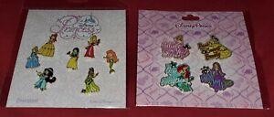 Disney Pins Boosters Packs Princesses Best Day Ever Rapunzel Aurora Belle Ariel