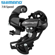 Shimano Tourney RD-TX800 6/7 /8 Speed MTB Bicycle Rear Derailleur-Long Cage New