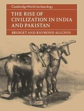 The Rise of Civilization in India and Pakistan (Cambridge World Archaeology), Al
