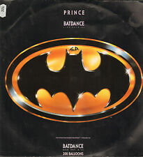 PRINCE - Batdance (The Batmix) - 1989 Warner Bros Uk - W2924 (TX)