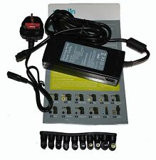Maplin 120W Universal Auto Voltage Power Supply WITH USB & 10 Tips  - RRP=£54.99