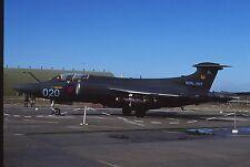 Original colour slide Buccaneer S.2B XX894/R of 208 Sqdn. Royal Air Force