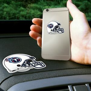 Fanmats NFL Tennessee Titans Get a Grip Cell Phone Grip Thick Polymer Stickers