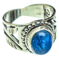 Kyanite 925 Sterling Silver Ring Size 8 Ana Co Jewelry R47685F