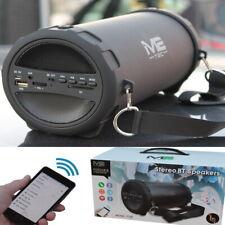 Tragbarer Lautsprecher Musikbox Bluetooth Premium Subwoofer Radio inkl Tragegurt