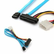 50cm 7 Pin SATA Serial to SAS 29 Pin & 4 Pin Connector Power Cable Lead Adapter