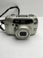 New ListingPentax Iqzoom 160 35mm Point & Shoot Film Camera Tested