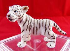 Schleich  14384 Tigerjunges weiß stehend (98)