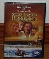 LOS ROBINSONES DE LOS MARES DEL SUR-DVD-DISNEY-NUEVO-PRECINTADO (SIN ABRIR) R2
