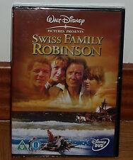 LOS ROBINSONES DE LOS MARES DEL SUR DVD DISNEY NUEVO PRECINTADO (SIN ABRIR) R2
