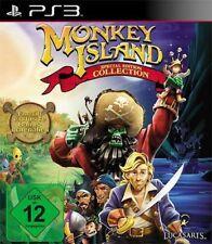 Playstaion 3 MONKEY ISLAND 1 + 2 SPECIAL EDITION NEUE VERSION  Neuwertig