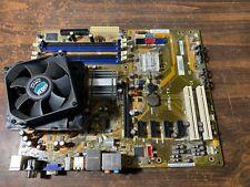 5189-0477 HP Burbank-GL8E Asus IPIBL-TX Socket LGA775 Motherboard w/ CPU