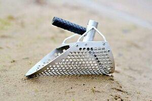 Sand scoop Sandschaufel Wattschaufel Metalldetektor Bergemagnet Handscoop UE M2