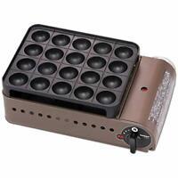 Iwatani Cassette Takoyaki Plate CB-ETK-1 Gas Cooking Stove EMS w/ Tracking NEW