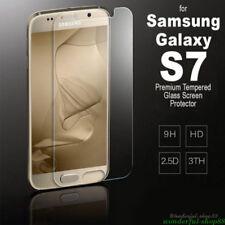 """Прозрачный протектор экрана закаленное стекло защитная для Samsung Galaxy S7/S7, """"Сделай сам"""""""
