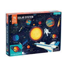Solar System Puzzle ~ Geography Puzzle by Mudpuppy 70pc