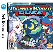 Digimon World Dusk Version GAME ONLY TEST GOOD WORKING