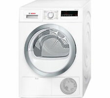 Bosch Condenser Tumble Dryers 8kg Drying Capacity