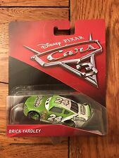 Mattel Disney Pixar Cars 3 BRICK YARDLEY Car #24 Vitoline