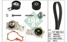 INA Bomba de agua+kit correa distribución Para MAZDA 3 CITROEN C4 530 0375 30