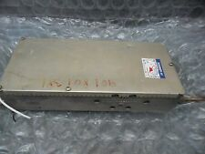 ITT RF Power Amplifier Driver 99828 HAM Radio UHF 225-400MHz 50-70W 24V 0dBm