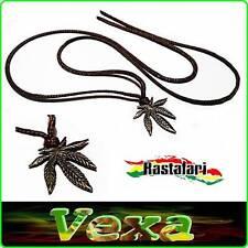 Necklace style Bob Marley Pendant Ganja Cannabis Rasta Reggae Jah Army surf NK10