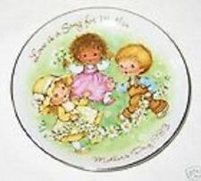 Love is a Song For Mother's Day - Porcelain Mini Plate - 1983