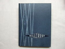 1960 BLOOMFIELD HILLS HIGH SCHOOL YEARBOOK MI