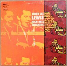 Jerry Lee Lewis - High Heel Sneakers - EX Vinyl LP